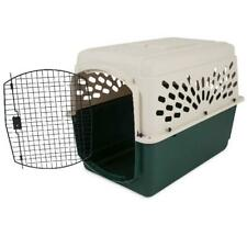 Dog Kennel Cage Crate Plastic Shade Cover Big Large Puppy XL Portable Transport