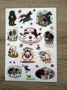 Haferhorde - Sticker Aufkleber - Stickerbogen