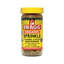 Bragg Organic Sprinkle Seasoning 1.5 oz Jar