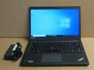 "Lenovo ThinkPad T450S 14"" FHD i7-5600U 2.6Ghz 8GB Ram 256GB SSD Win10 Pro Laptop"
