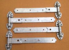18 inch Heavy Reversible hinges gate fittings fence farm wooden gates driveway