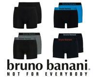 bruno banani Herren Boxershorts Young Line 2er Pack Shorts Unterhosen Trunks Neu