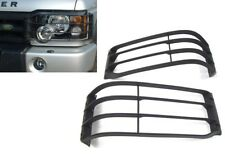 LAND ROVER DISCOVERY 2 2003-2004 GENUINE FRONT LIGHT GUARD SET PAIR STC53193