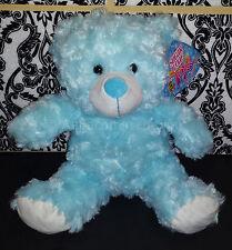 (1) Sugar Loaf Plush Toy - Gamer Green - KellyToy Baby Blue Teddy Bear 2017