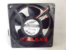 120mm 38mm New Case Cooling Fan 24V 120CFM Waterproof to IP55 4 Screws 3wire