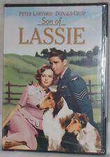 WW II MOVIE-SON OF LASSIE-DVD 2004/PETER LAWFORD/JUNE LOCKHART-FAMILY CLASSIC