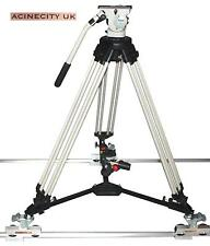 Camera Track & Floor Dolly  for all cameras camcorders, Arri RED,BMCC, 4k 8K etc