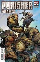 Punisher Kill Krew #3 Marvel comic 2019 1st Print Unread NM