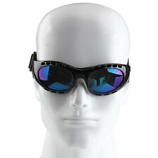 Motorcycle ATV Dirtbike Off Road Anti UV Goggle Motocross Eyewear Glasses Safety