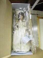 Porcelain Bride Doll.Priscilla