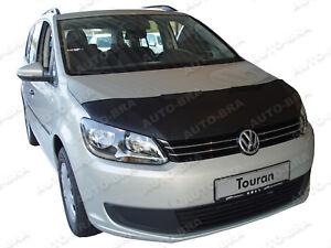 Bonnet BRA VW Touran Bj. 2010-2015 Steinschlagschutz Haubenbra Automaske Tuning