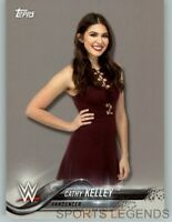 #110 CATHY KELLEY 2016 Topps WWE Then Now Forever DIVA