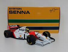 Mclaren Ford Mp4/8 Ayrton Senna Winner Japanese GP 1993 1 18 Model Minichamps