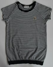 Moncler T-Shirt MAXI Striped For a Girl Children Shirt 10 years 140 см