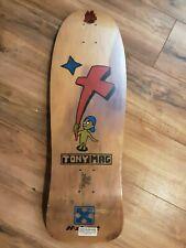 EUC VTG Tony Trujillo Spitfire Skateboard Pants 90's TNT 28x28 Ride The Fire