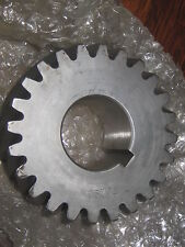 """WATEROUS GEAR  IMPELLER SHAFT 8P 24T LH   PART # 70286 """" NEW OLD STOCK """""""