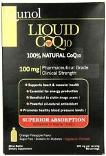 Qunol CoQ10 100mg Superior Absorption Liquid Ubiquinone 20oz Bottle 60 Servings