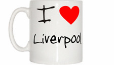 I Love Heart Liverpool Mug