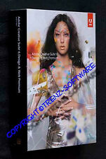 Adobe Creative Suite 6 Design &Web Premium Macintosh deutsch Box  - MwSt CS6