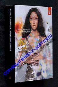 Adobe Creative Suite 6 Design + Web Premium Windows DVDs Dauerlizenz - MwSt. CS6