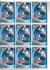 **Lot of 50** 10-11 Upper Deck UD Taylor Hall Rookie Cards RC #1 NHCD Mint