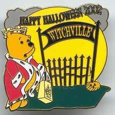 Disney Halloween Trick or Treat Series Pooh Pin