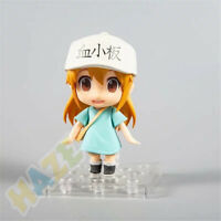Anime Cells at Work! Pletelet Action Figure Toys Statue Model 9cm New in Box
