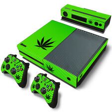 Vinyl Decal Skin Sticker For Xbox ONE Console &Controllers-Cannabis Marijuana