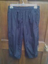 Danskin Now Black Lined Track Exercise Pants Active wear Jogging  XL 16-18
