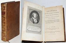 LETTRES D'UNE PERUVIENNE par Mme DE GRAFFIGNY traduite par M. DEODATI. 1797