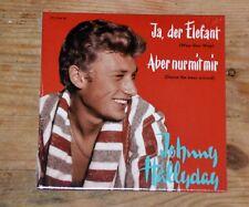 CD EP Johnny Hallyday - Ja, der elefant (NEUF)