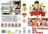 (VHS) Der Gendarm von Saint Tropez - Louis de Funès, Geneviève Grad (1964)