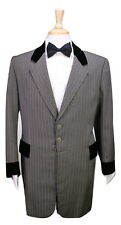 Vintage! Made for ERNIE KOVAC in North to Alaska 1890's Style 3-Pc Bespoke Suit