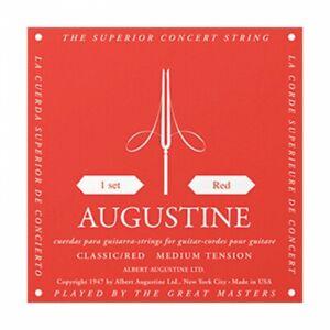 Augustine Red Label Classical Guitar Strings Regular / Medium Tension Set - ARD