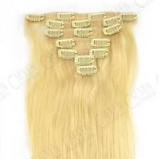 Women's Human Hair Teen Hair Extensions