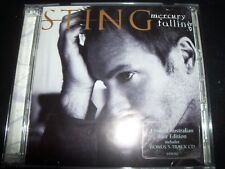 Sting ‎– Mercury Falling Australian Limited Edition Tour 2 CD