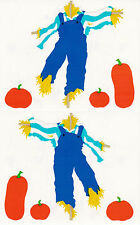 Mrs. Grossman's Giant Stickers - Scarecrow - Build Your Own - 2 Strips