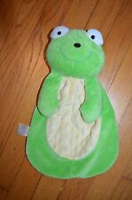Baby Gear Frog Security Blanket/Lovey