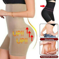 Tummy Control All-Day Boned High-Waisted Shorts Pants Women Slimming Body Shaper