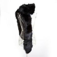 Gorgeous large designer style faux Fur Collar Scarf Shawl  Wrap Stole Scarves