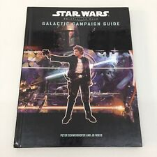 Star Wars Roleplaying Game Galactic Campaign Guide Hardback Book (2003)
