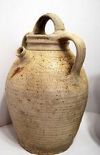 GRANDE GARGOULETTE grès ancien h:32 cm XIXe