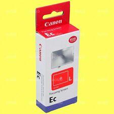 Genuine Canon Ec-L Focusing Screen EcL EOS 3 1Ds 1D Mark II III IV 1N RS 1V 1D C