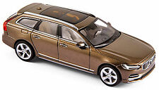 Volvo V90 Kombi 2016-18 twilight bronze metallic 1:43 Norev