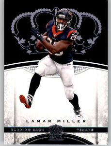 2017 Preferred Crown Royale Lamar Miller NFL PWE Base Card Texans #23