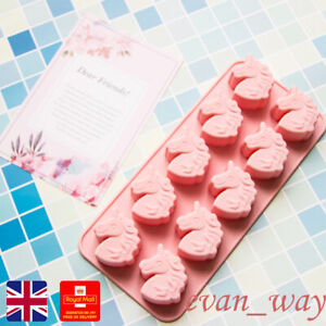 Silicone Chocolate Cake Mould Decorating Baking Cookies Mould Wax Melt