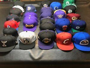 NBA Basketball Various Teams New Era / Adidas / Mitchell & Ness
