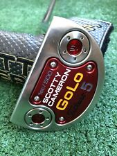 "Titleist Scotty Cameron GoLo 5 1st/500 34"" Golf Club Putter + HC -RH - VERY GOOD"