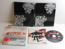 Yakuza 4 - Limited Steelbox Edition für Playstation 3 / PS3