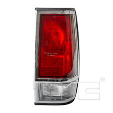 Tail Light Cover-RWD Right,Rear Right TYC 11-1643-09 fits 1985 Nissan 720